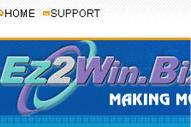 EZ2Win Flash Banner