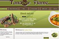 Tandoori flame